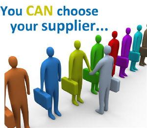 Supplier—供应商