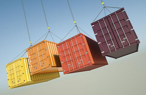 集装箱 container