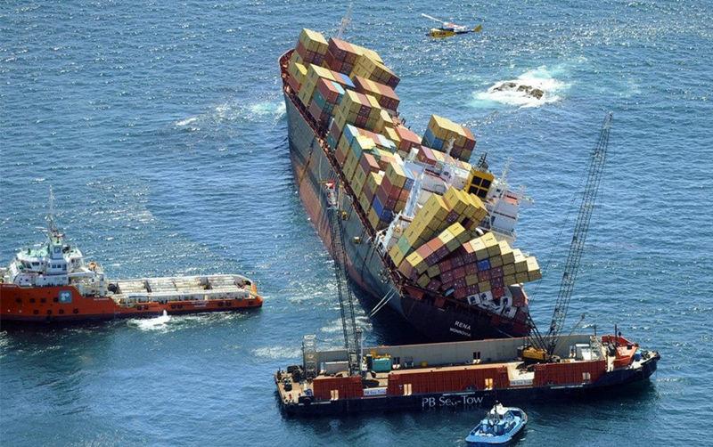 共同海损专题五、共同海损案例
