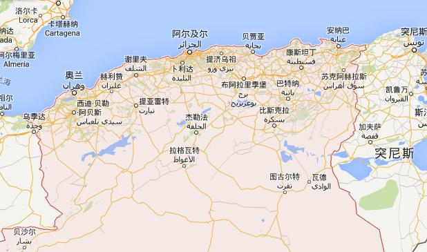 阿尔及利亚港口有哪些