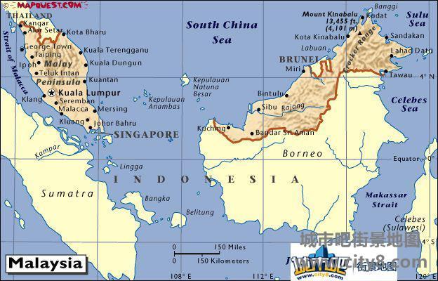 马来西亚港口有哪些