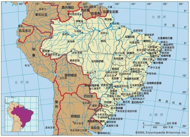 巴西港口有哪些