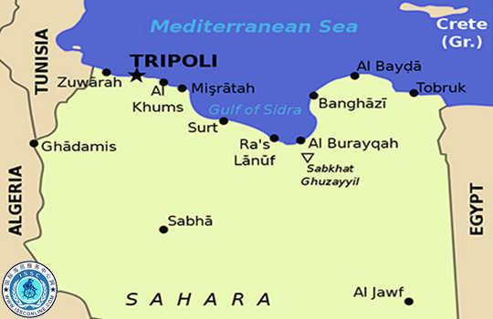 利比亚港口