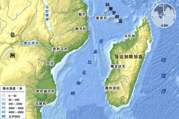 莫桑比克港口有哪些