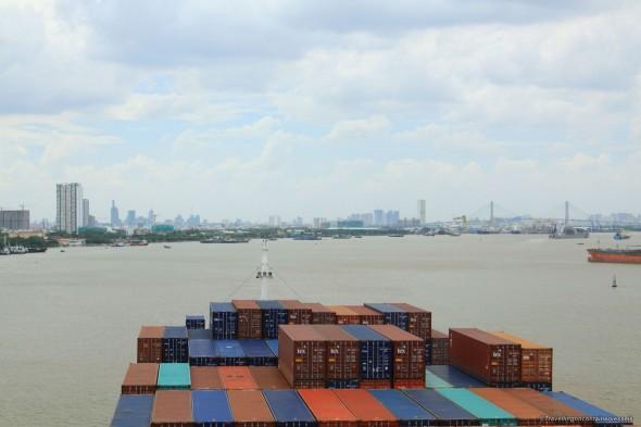 胡志明港口有几个