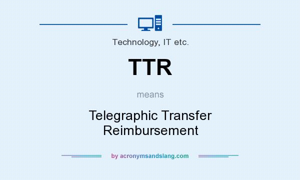 TTR付款方式