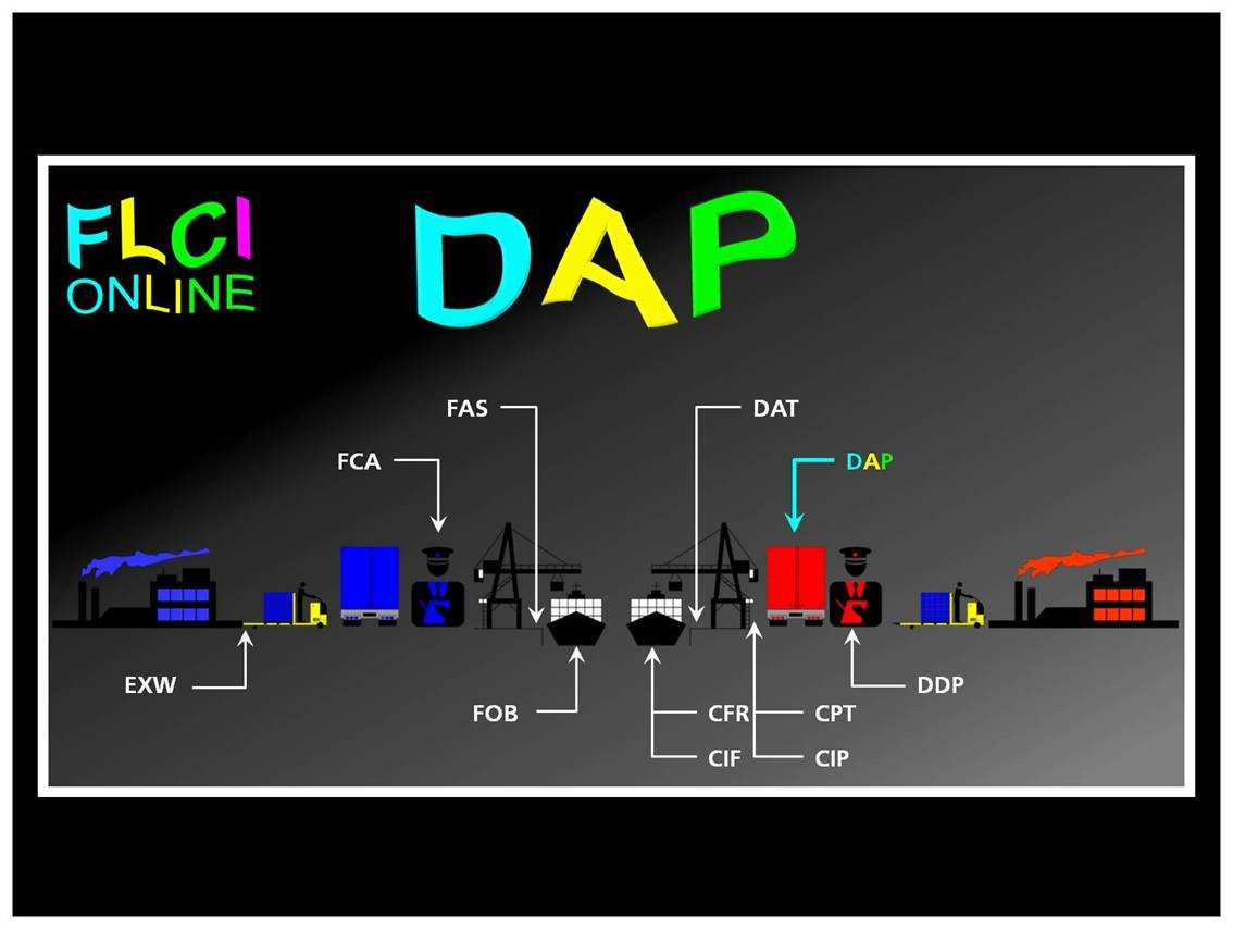 DAP贸易术语_DAP条款_DAP价格