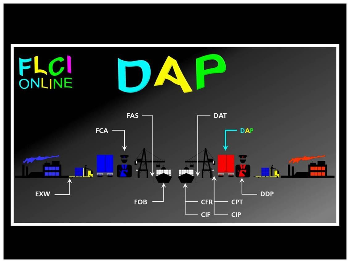 DAP谁负责进口清关