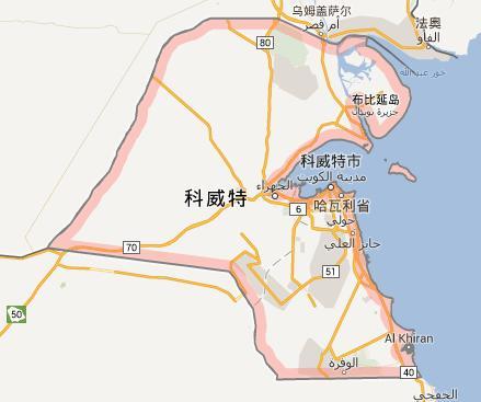 科威特港口_KWKUW PORT