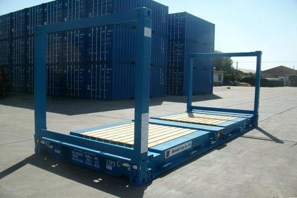 20尺/40尺框架箱尺寸及运费计算