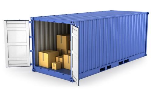 集装箱散货拼箱