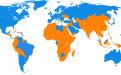 国际分工(International Division of Labor)