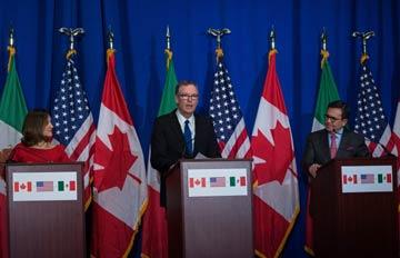 重谈北美自贸协定