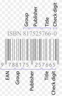 国际标准书号ISBN