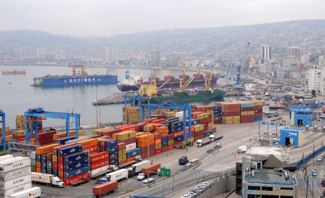 智利港口有哪些