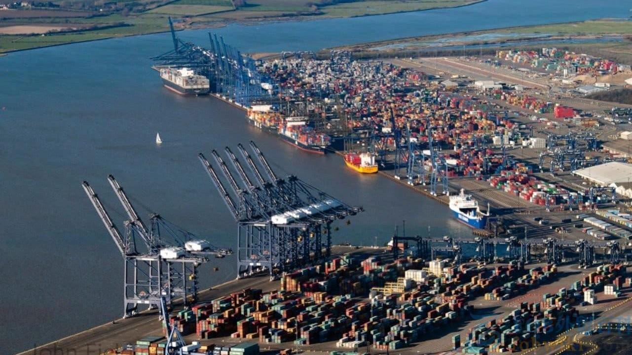 英国主要港口