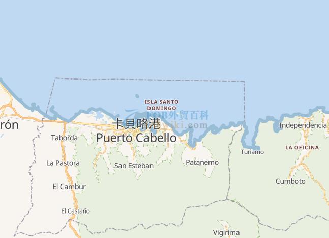 委内瑞拉港口有哪些