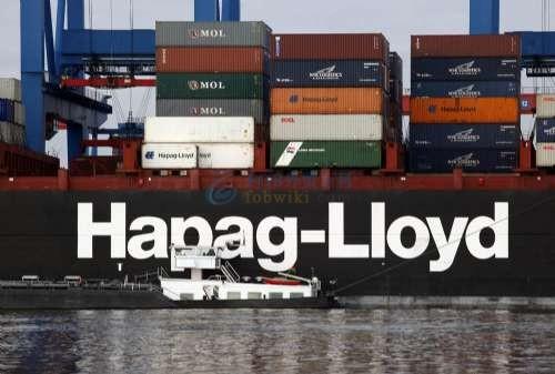 德国赫伯罗特船公司——世界五大船公司之一