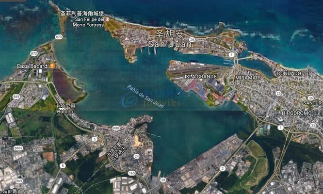 波多黎各港口有哪些