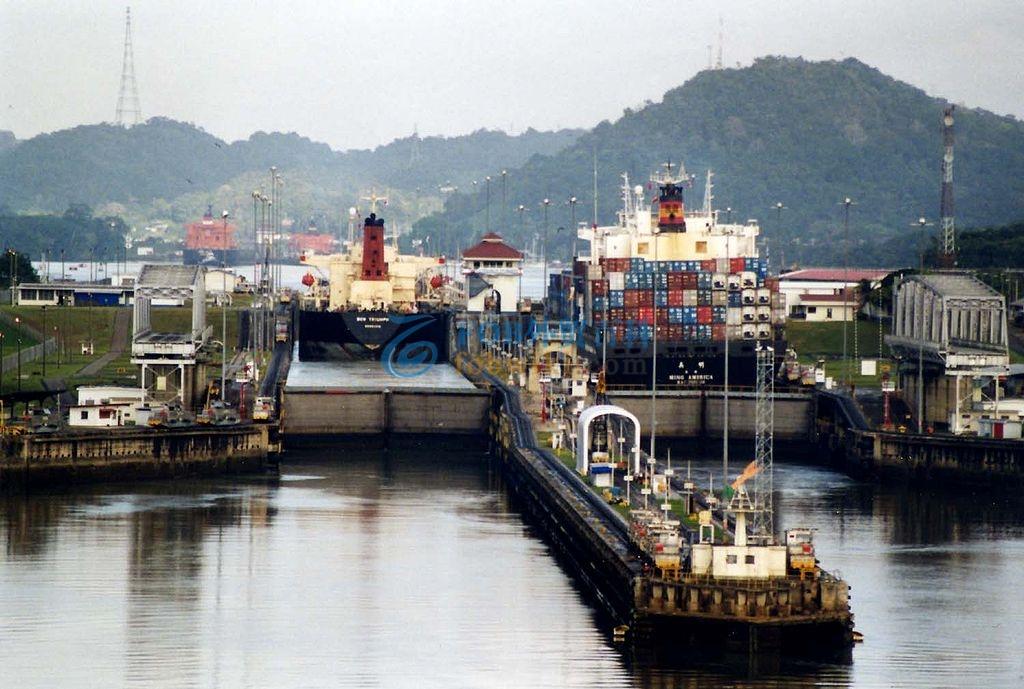 巴拿马型船(Panamax)
