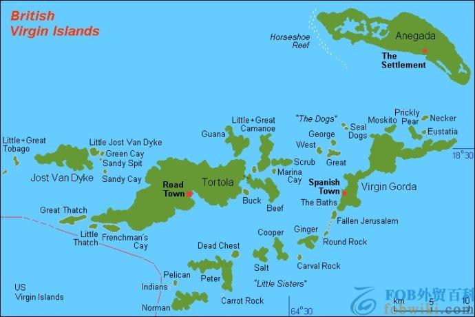 bvi公司注册流程_维尔京群岛注册公司